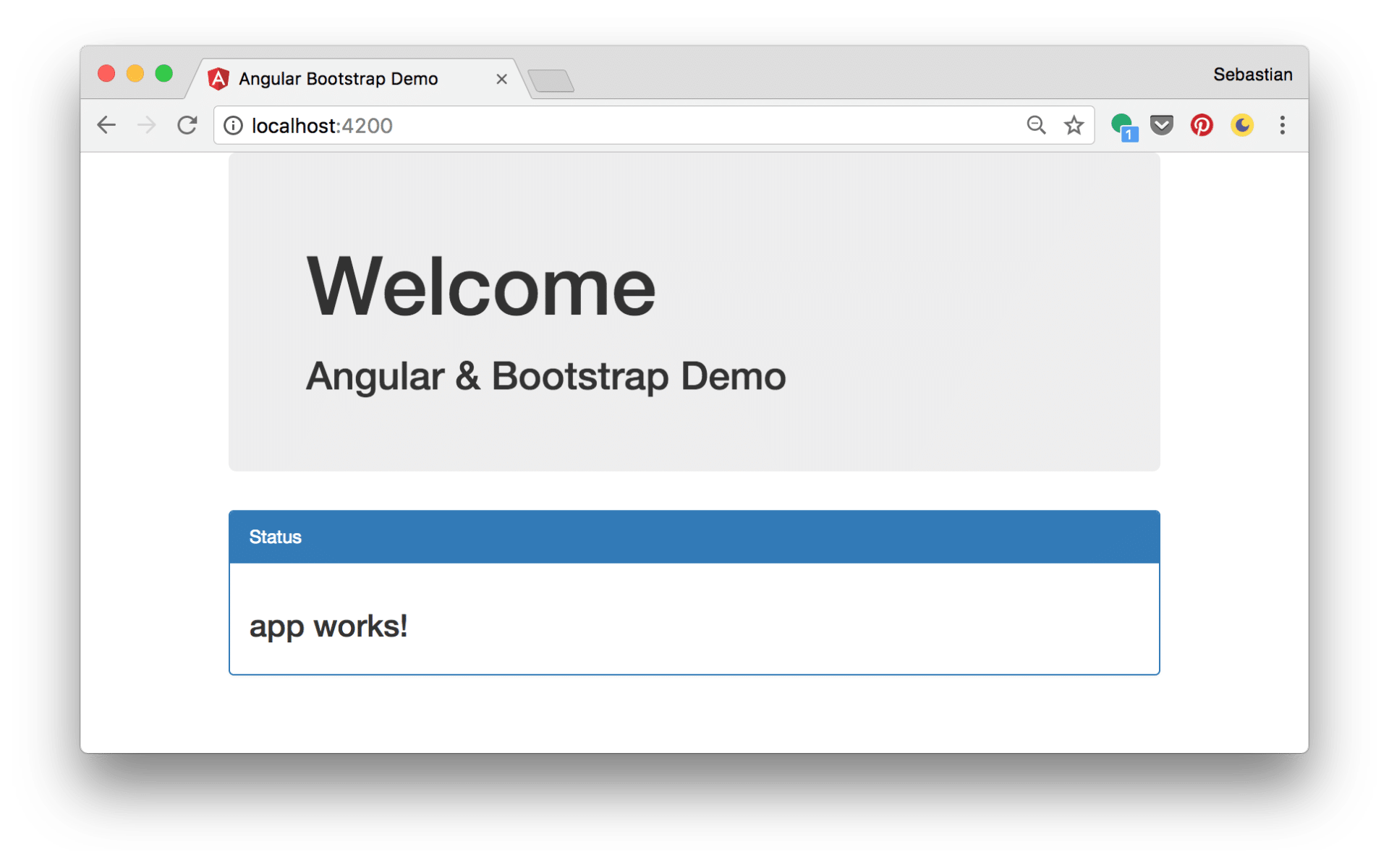 Using Bootstrap with Angular - CodingTheSmartWay com