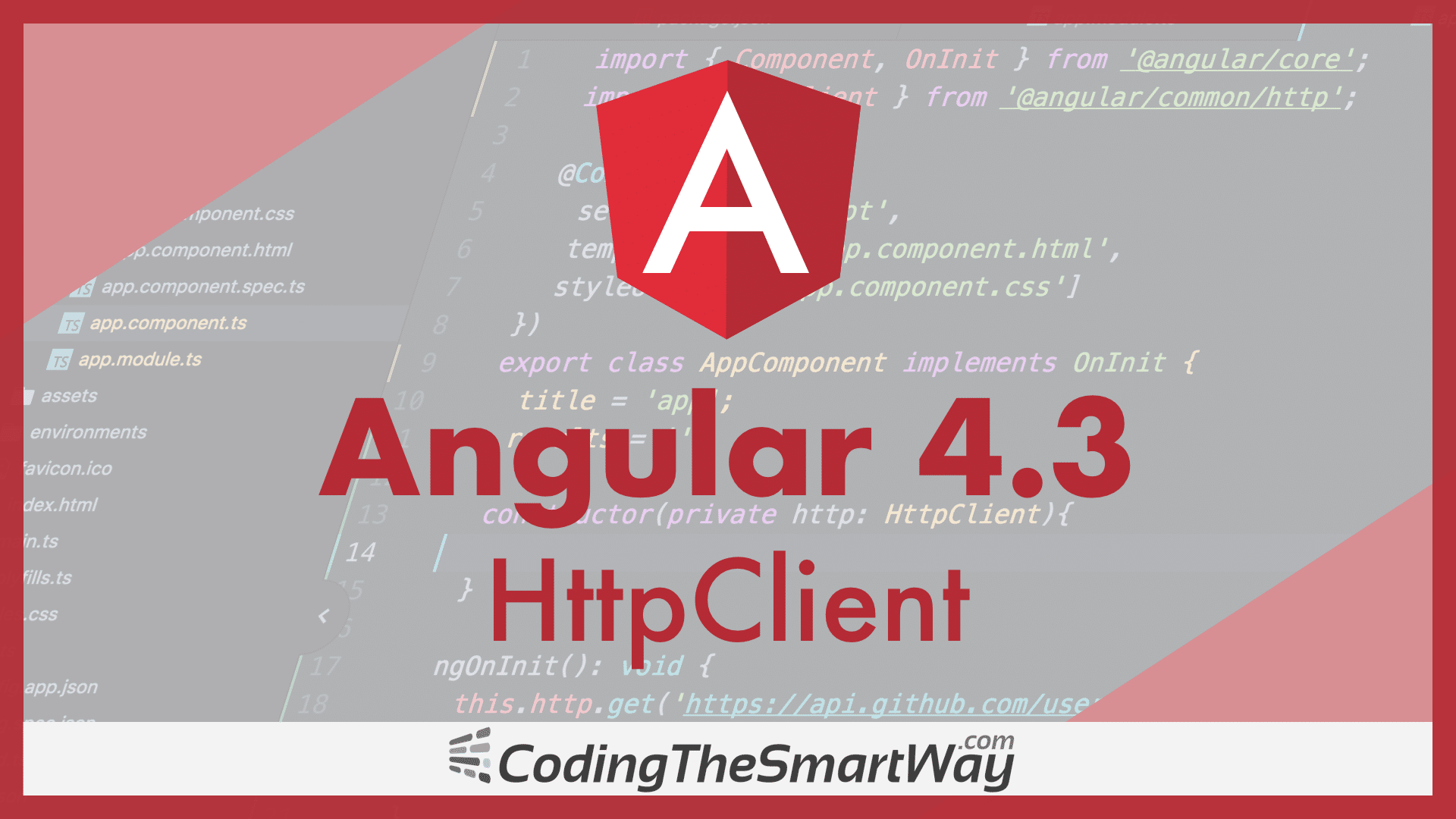 Angular 4 3 HttpClient (Accessing REST Web Services With