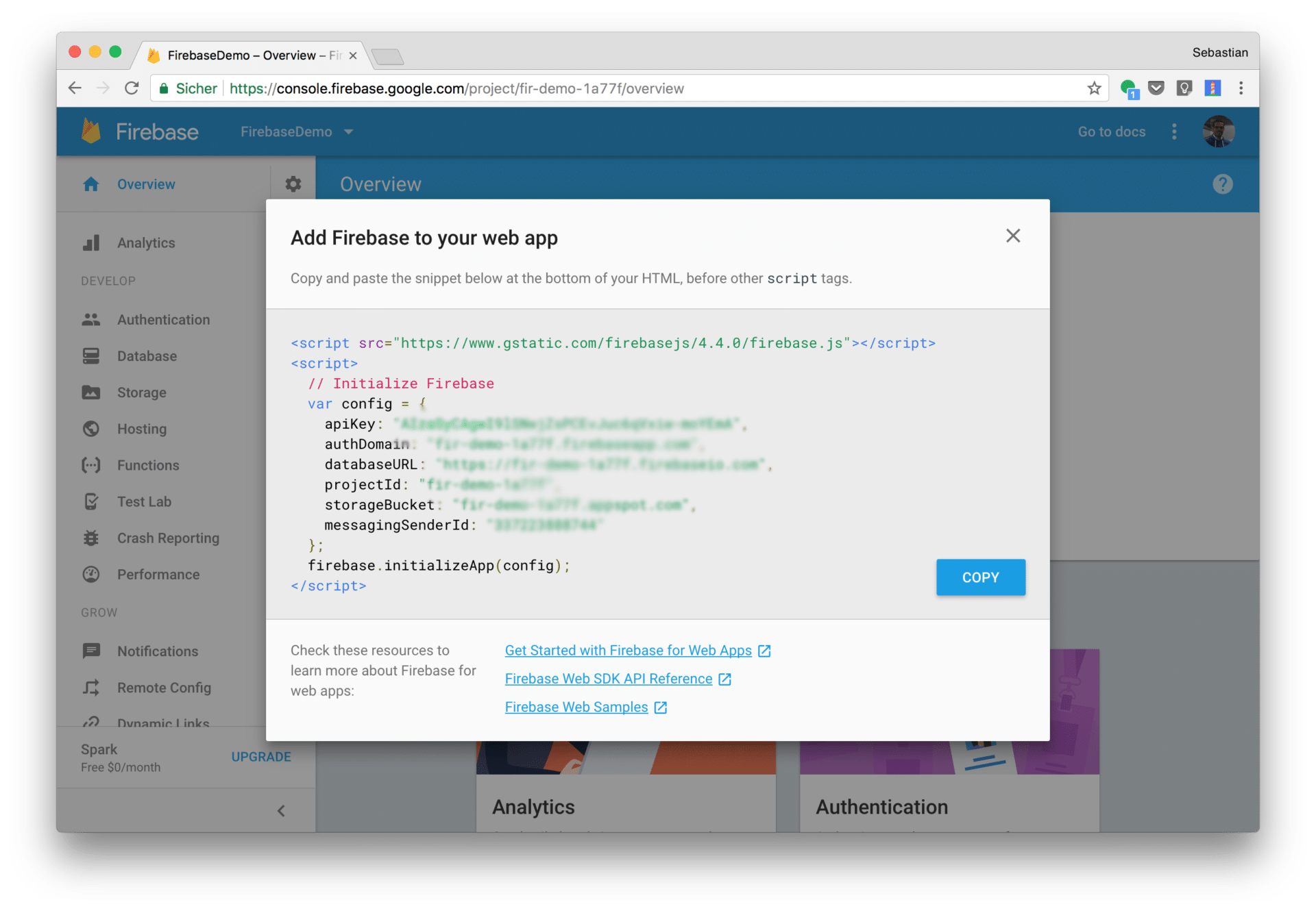 Building An Angular 5 Project with Bootstrap 4 and Firebase