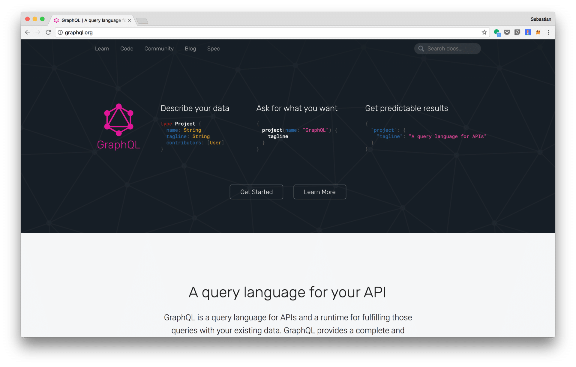 Creating A GraphQL Server With Node js And Express