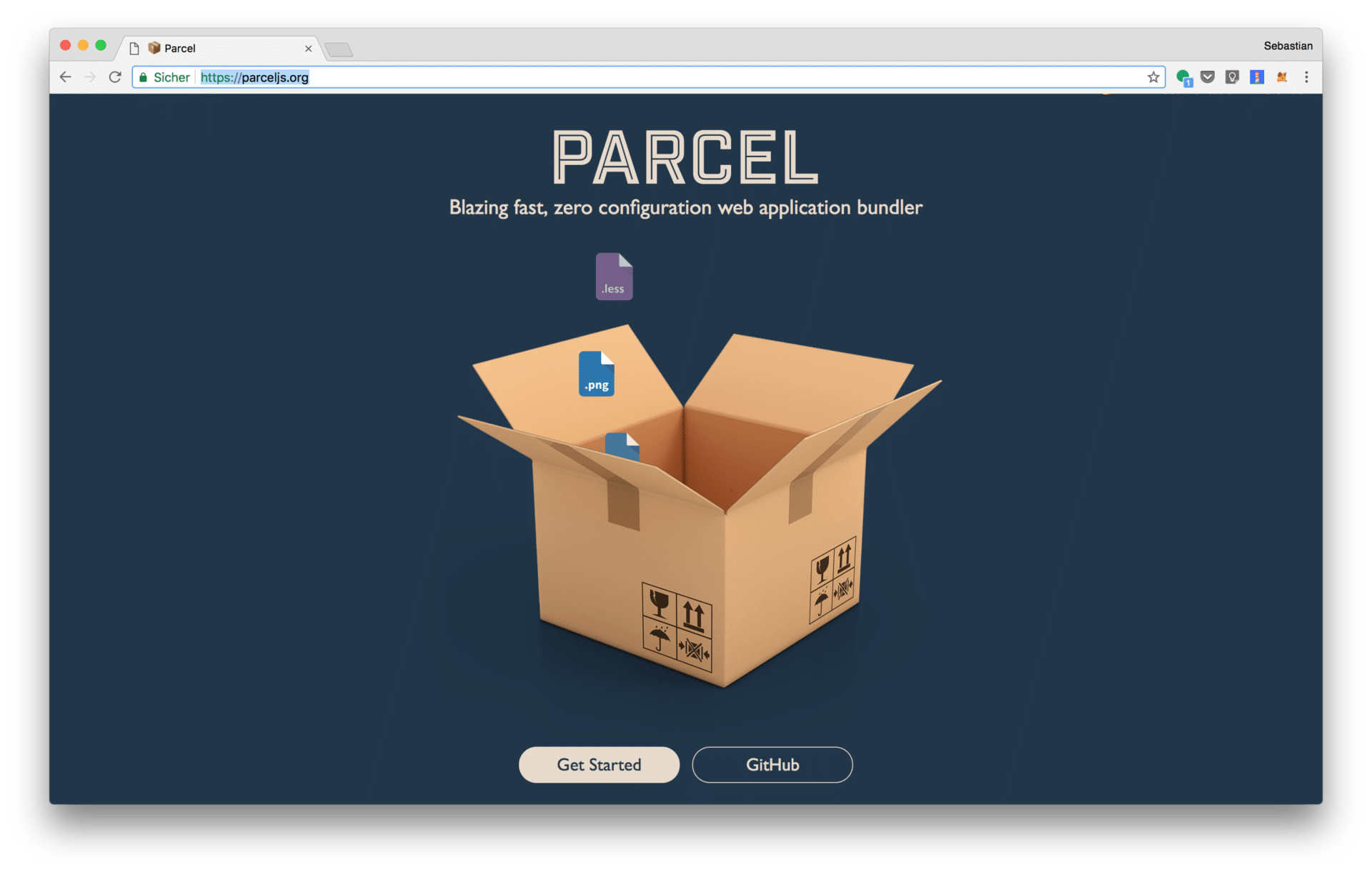 Getting Started With Parcel - Next Generation Web App