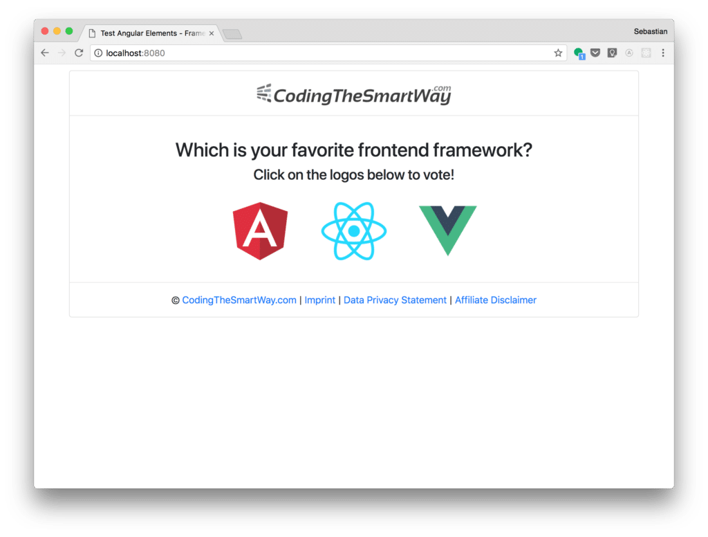 Angular Elements - A Practical Introduction To Web