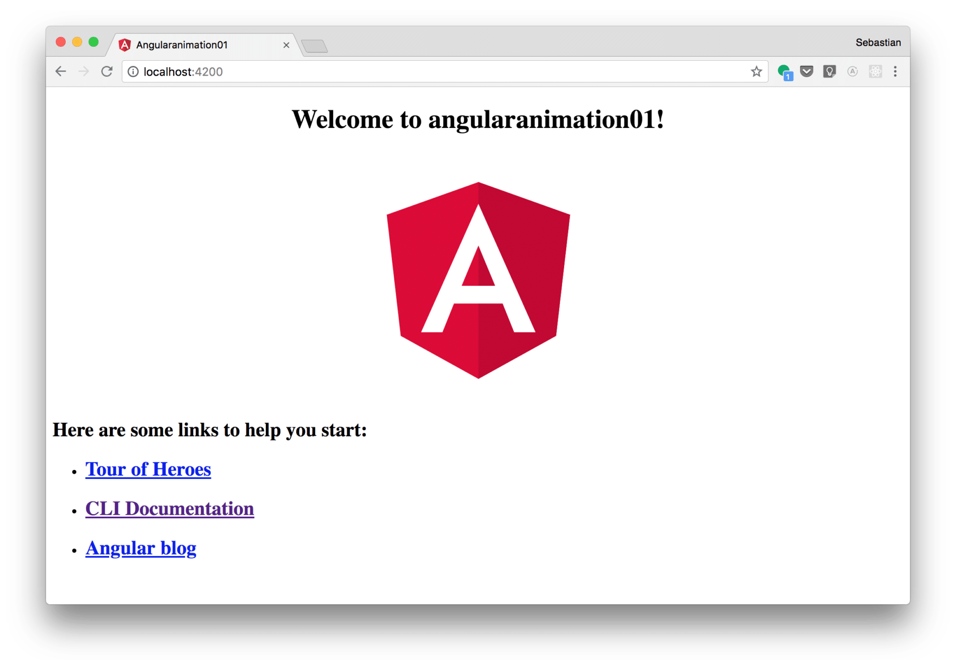 Angular 6 Animations From Scratch - CodingTheSmartWay com