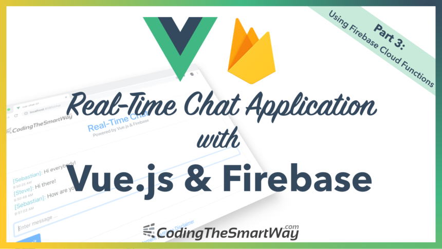 Building A Real-Time Chat Application With Vue.js and Firebase – Part 3