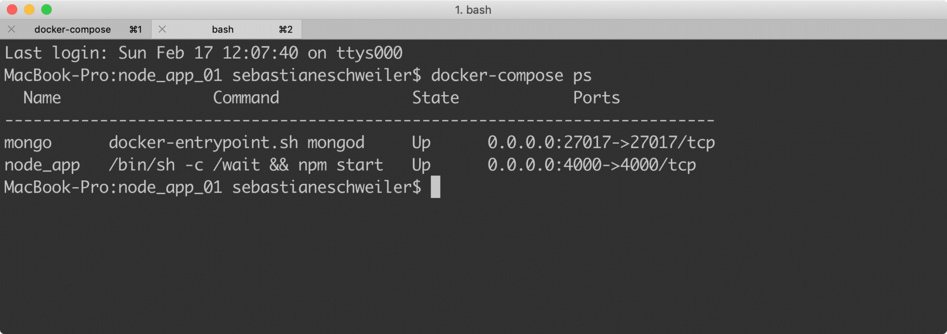 Docker - Beginner's Guide - Part 2: Services - CodingTheSmartWay com