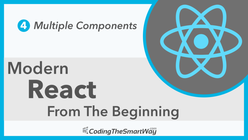 Modern React From The Beginning EP4: Multiple Components